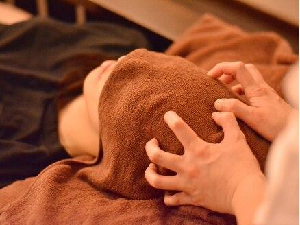 """ルアンルアン 志木東口店の写真/【抑圧解放ドライヘッドスパ60分★¥7452→¥4980】!独自の技術で""""圧""""を解放!蓄積された疲労感をクリア◎"""