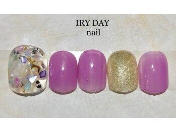 アイリーデイ(IRY DAY)/フットネイル