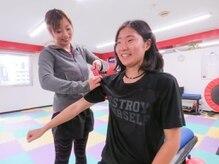 ゲットイン福岡 加圧トレーニングスタジオの雰囲気(女性専用加圧トレーニングジム♪)