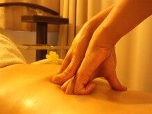 ラトゥ(Beauty&Relaxation RATU)の雰囲気(足先からヘッドまで入った全身アロママッサージ。)