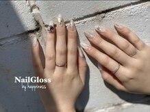 ネイルグロス 河原町店(Nail Gloss by HAPPINESS)