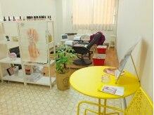 ネイルサロン アカリ(akari)の雰囲気(1対1の予約制の個室でゆっくりとおくつろぎ頂いております。)