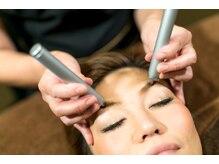 ケーライン 目の美容院(K-line)の雰囲気(様々なツボを磁気で刺激することで、眼の疲れ・全身疲労に効果的)