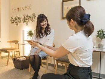 眠れるほぐし処うたたね 神楽坂本店の写真/小規模サロンならではの温かい雰囲気と落ち着く空間、高い技術でリピーター続出♪