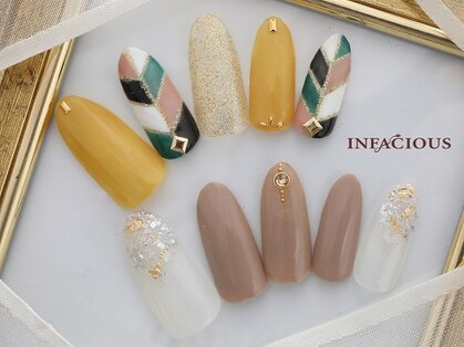 インフェイシャス 岡山高島屋店(INFACIOUS)の写真