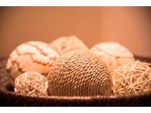 本格派タイ式マッサージ パックポーン ブランシュ 大通店の雰囲気(個室でゆったり施術。ダウンライトの癒やされる空間。)