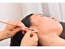 耳リフレ、耳垢取りは新たなリラックスが体感できます◎