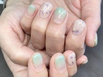 プレジール/押し花