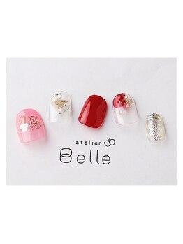 アトリエ ベル(atelier Belle)/ツリー下のプレゼント*