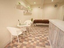 エイジングケアサロンウィル(aging care salon will)の雰囲気(落ち着いた空間で癒しの時間を・・・)