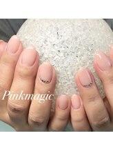 ピンクマジック(PINKMAGIC)/シンプルネイル