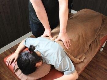 ボディケアボディの写真/【全身ボディケア60分¥3000】他店の施術では満足できなかった方にオススメ◎ぜひお身体を癒してください!