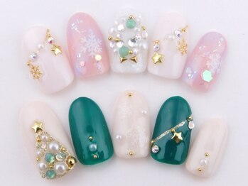 Joli-k NailSalon_デザイン_12