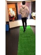 東京小顔 大船店/スタジオで歩き方、走り方改善