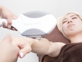 トータルビューティー airの写真/脱毛が初めての方にもオススメ☆痛みの少ないスピード美肌脱毛でツルスベに♪キッズ脱毛も行っております!