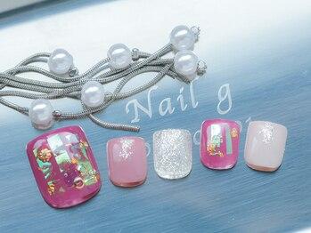 ネイル ジー(Nail g)/FOOT デザインコース