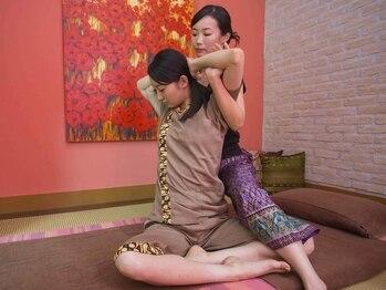スパ三日月/タイ古式療法