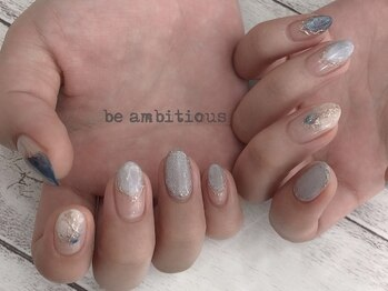 ネイルサロンアンドスクール ビーアンビシャス(be ambitious)/マグネット