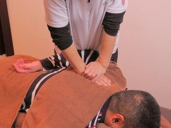 手ごころ 清武店の写真/《宮崎県民応援企画★》首や肩がつらい日に!プロの手技で疲れをリセット♪【もみほぐし60分初回¥3000♪】