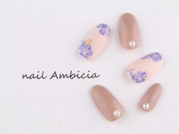 nail Ambicia【ネイル アンビシア】_デザイン_02