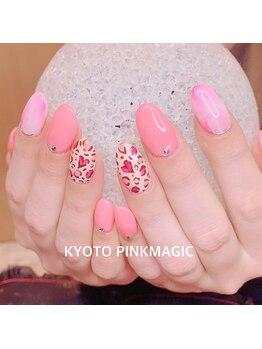 ピンクマジック(PINKMAGIC)/スカルプネイル