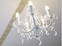 ワキシングサロン レディアローザ(Radia Rosa)の雰囲気(白を基調とした隠れ家サロンで、初めての方にもオススメ♪)