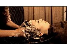 ユウ フクドメ ヘッドスパサロン(Yu Fukudome Head Spa Salon)の雰囲気(抜け毛でお悩みの方へ【育毛促進】ヒト幹細胞培養液ヘッドスパ♪)