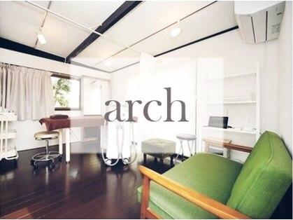 アーチ(arch)の写真