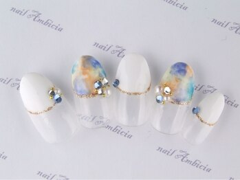 nail Ambicia【ネイル アンビシア】_デザイン_01