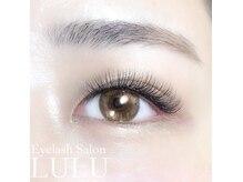アイラッシュサロン ルル(Eyelash Salon LULU)/フラットラッシュで新しい魅力♪