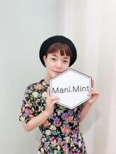 マニミント 表参道店(mani.mint)/長澤メイさんご来店