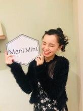 マニミント 表参道店(mani.mint)/るうこさんご来店