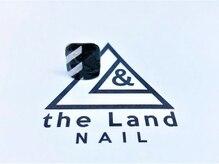 ザ ランド ネイル(the Land Nail)/足元にオフホワイト △松下