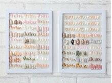 ネイルサロンブラン(nail salon BLANC)/シンプル大人ネイルコースボード