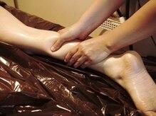 ディジェール (Degel)/~足:痛気持ちいい足ツボ◎~
