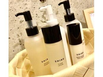 フィットジャム(FIT JAM)/SHIROのシャンプーや化粧水