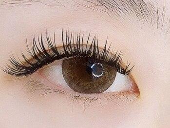 チル 武蔵小山店(eyelash salon chill)の写真/新技術バインドロック☆軽い付け心地でしっかりボリュームUP◎高い持続性とフィット感も魅力♪