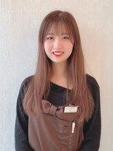 ネイルアンドアイラッシュ ディアレスト(nail&eyelash Dearest)亀谷 日菜