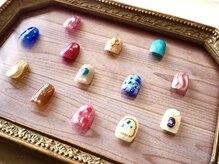 ブルーミンネイルズ(Bloomin Nails)の店内画像