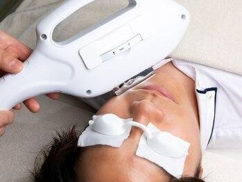 パルクリチュード(PULCHRITUDE)の写真/【メンズ専用モード搭載】ヒゲそりで肌が荒れる方に◎痛みの少ない最新次世代THR方式脱毛で肌悩み解消へ!