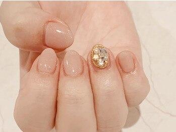 ラグジュアリーネイルズ カワグチ(Luxury Nails Kawaguchi)/アクセサリーcollection¥5840