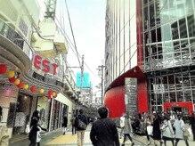 ■アクセス 道案内■ (大阪・梅田・茶屋町マツエクサロン)