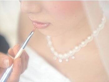 エステティックサロン クレアの写真/【挙式を控える花嫁様必見!!】個人サロンのきめ細かいケアが大好評◎まずは小顔付きのお試しを♪100分¥5500