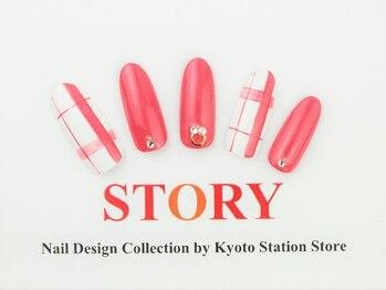 プライベートネイルサロンストーリー 京都駅前店(STORY)/チェック