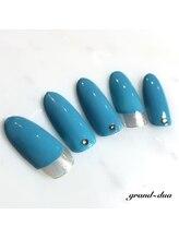 グランドゥア(Grand dua)/ハンド/持ち込みデザイン¥5478