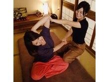石垣島リラクゼーションサロン ゆっくりの雰囲気(おばあの家に遊びに来たような温かな雰囲気のサロンです♪)