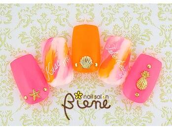 ネイルサロン ビーネ(nail salon Biene)/17年7月のおすすめコース-2