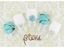 ネイルサロン ビーネ(nail salon Biene)/17年7月のおすすめコース-3