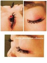 アンティア 長野駅前本店(Antia EyelashClub)/premium classics 140本