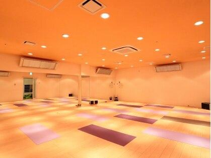 トータルボディヨガ メディアメガ高崎スタジオの写真